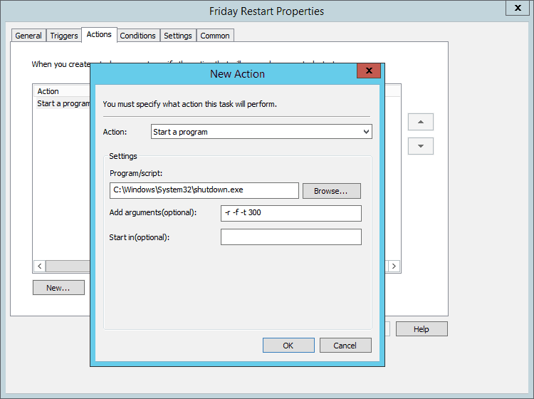 Photo of Group Policy | Reboot Machines On Specified Date and Type
