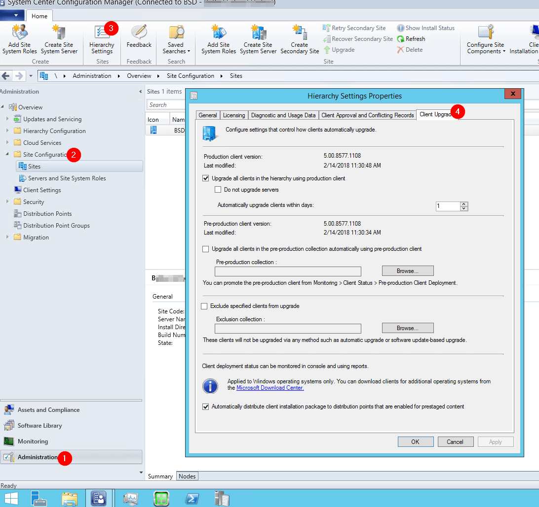 Photo of SCCM – Client Upgrades Are Deploying Really Slow after Update