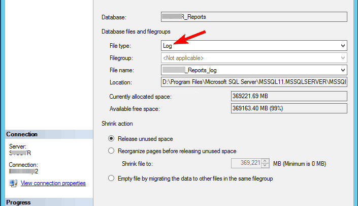 Photo of How to shrink LDF File SQL Management Studio SCCM